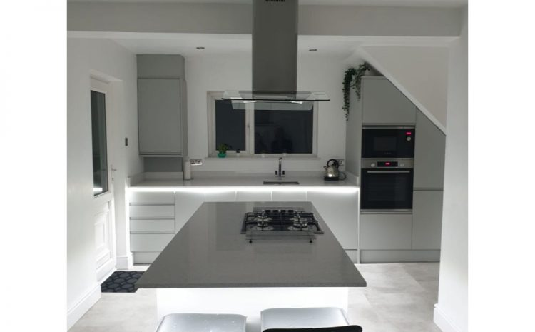 Residential Kitchen Installation – Bootle